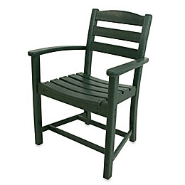 POLYWOOD® La Casa Dining Arm Chair