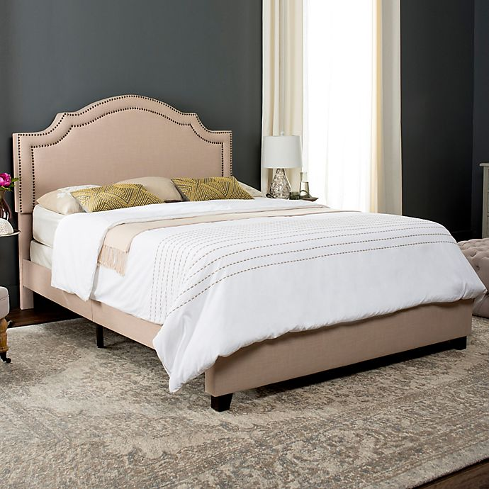 Alternate image 1 for Safavieh Theron Bed