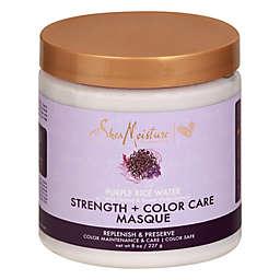 SheaMoisture® 8 oz. Purple Rice Water Strength + Color Care Masque