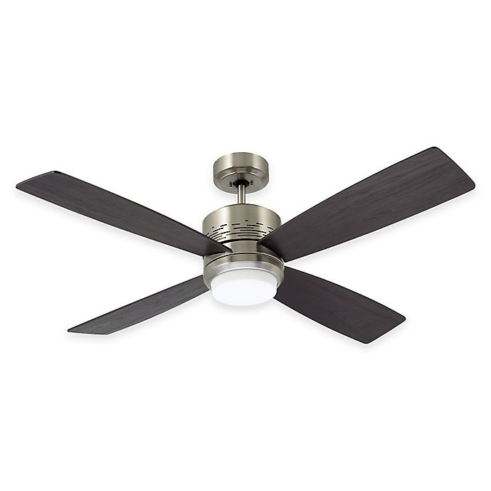 Alternate image 1 for Emerson Highrise 50-Inch Single-Light Ceiling Fan