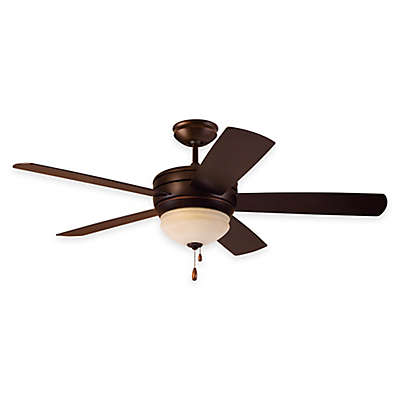 Emerson Summerhaven 52-Inch 3-Light Indoor/Outdoor Ceiling Fan