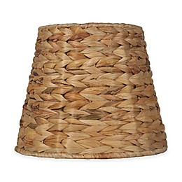 Mix & Match Hardback Drum Lamp Shade in Seagrass