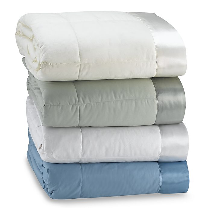 Royal Velvet Down Blanket 100 Cotton 250 Thread Count Bed