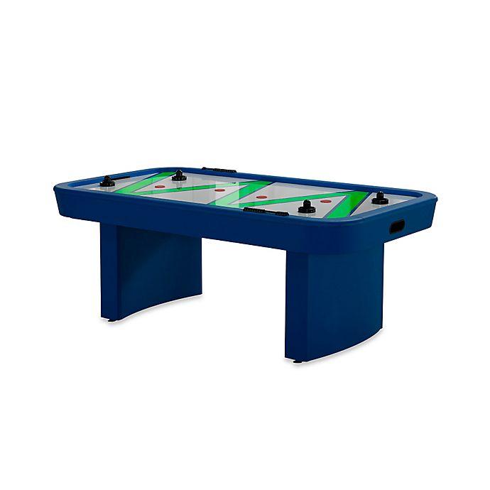 American Heritage Panama Air Powered Hockey Table In Blue