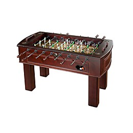 American Heritage Carlyle Foosball Table in Espresso Brown