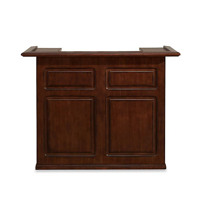 American Heritage Ton Bar In Suede