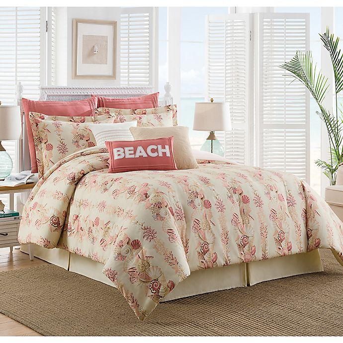 Bed Bath And Beyond Canada: Coastal Life Luxe Sanibel Reversible Comforter Set