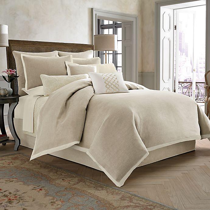 Wamsutta Collection Luxury Italian Made Rno Pillow Sham In Linen Ivory