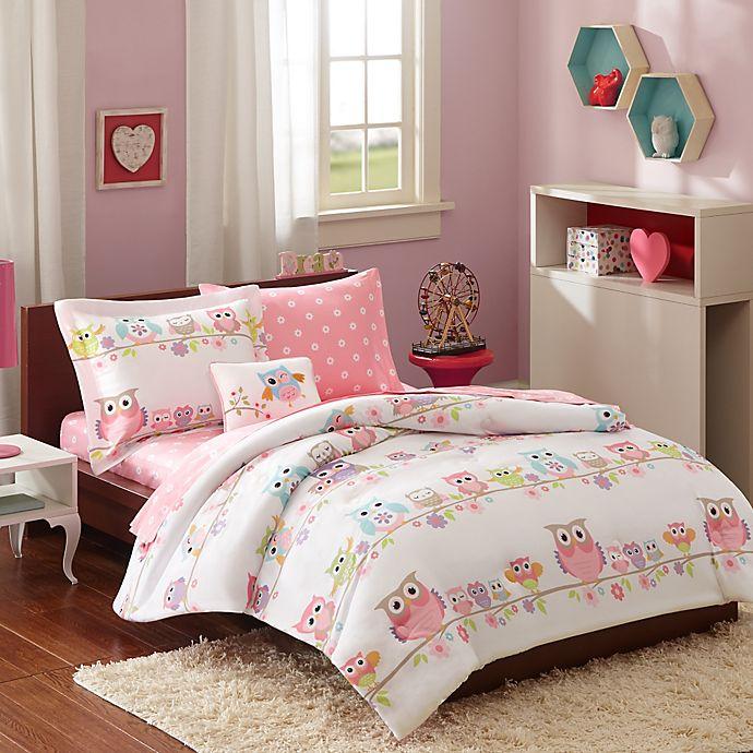 Alternate image 1 for Mi Zone Kids Wise Wendy Comforter Set