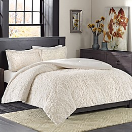 Madison Park® Bismarck Ultra Plush 3-Piece Comforter Set