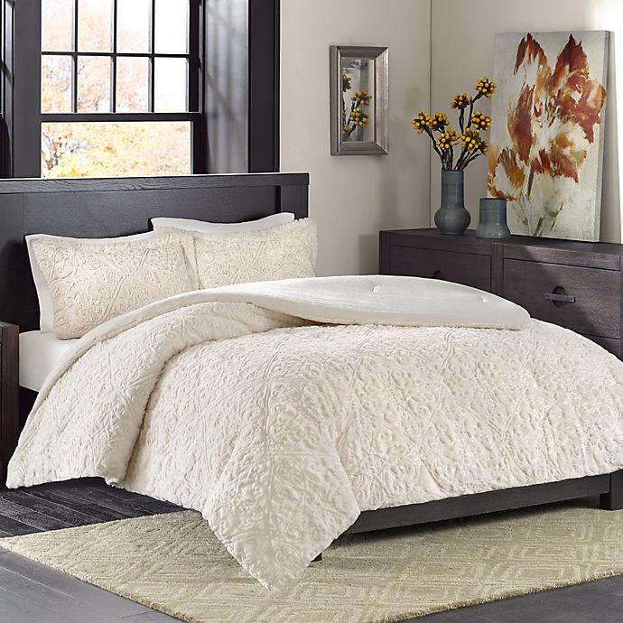 Bed Bath And Beyond In Store: Madison Park Bismarck Ultra Plush Comforter Set