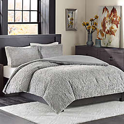 Madison Park Bismarck Ultra Plush Comforter Set
