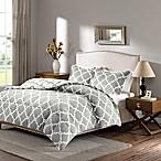 Plush Sleep Philosophy True North Reversible King Comforter Set in Grey