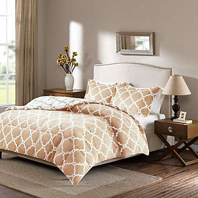 Plush Sleep Philosophy True North Reversible Comforter Set