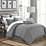 Part of the Chic Home Cranston 9-Piece Comforter Set