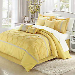 Chic Home Valde Rose 8-Piece Comforter Set