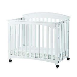 Child Craft™ Wadsworth Folding Mini Crib in Matte White
