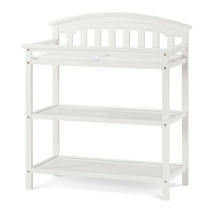 Alternate image 1 for Child Craft™ Wadsworth Changing Table in Matte White