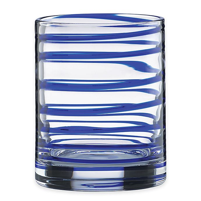 Alternate image 1 for kate spade new york Charlotte Street™ Double Old Fashioned Glasses (Set of 2)