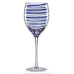 kate spade new york Charlotte Street™ Wine Glasses (Set of 2)