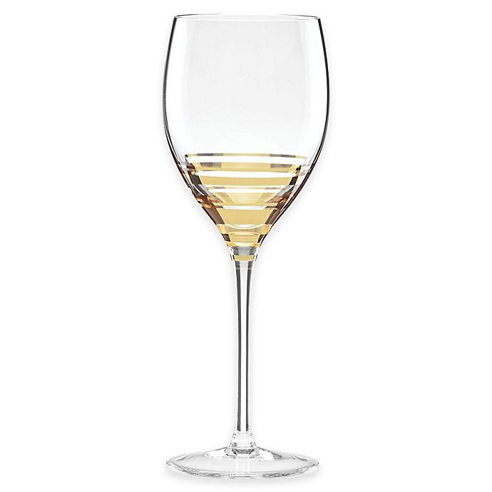 Alternate image 1 for kate spade new york Hampton Street™ Wine Glass