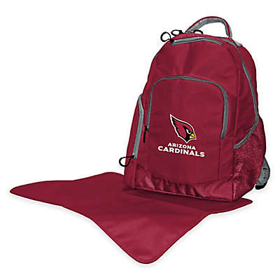 Lil Fan® NFL Arizona Cardinals Diaper Backpack
