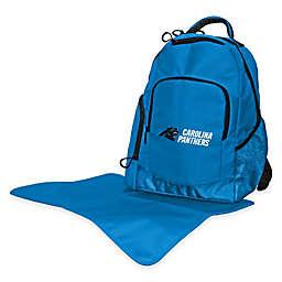 Lil Fan® NFL Carolina Panthers Diaper Backpack
