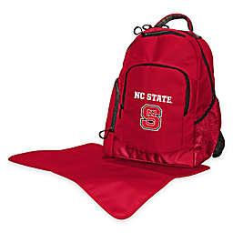 Lil Fan® North Carolina State University Diaper Backpack