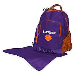 Lil Fan® Clemson University Diaper Backpack