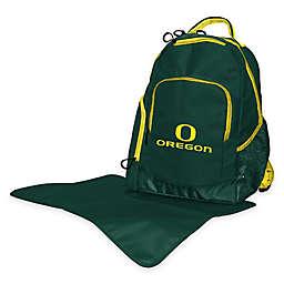 Lil Fan® University of Oregon Diaper Backpack