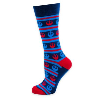 Star Wars™ Rebel Alliance Socks in Navy | Bed Bath & Beyond
