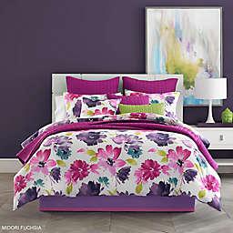 J by J. Queen New York Midori Comforter Set in Fuchsia