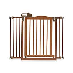 Richell® One-Touch Gate II Pressure Mount Step-Through Pet Gates
