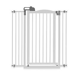 Richell® Tall One-Touch Gate II Pressure Mount Step-Through Pet Gates