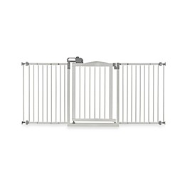 Richell® One-Touch Gate II Wide Pressure Mount Step-Through Pet Gates