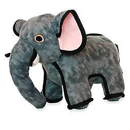 Tuffy® Elephant Dog Toy in Grey