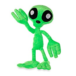 Mighty® Pet Toys Mighty Liar Alien Squeaker Dog Toy in Green