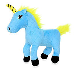 Mighty® Pet Toys Unicorn Squeaker for Dogs in Blue