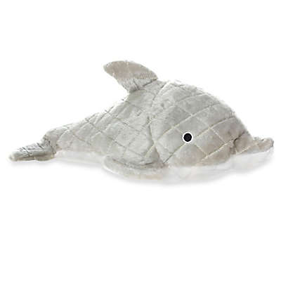 Mighty® Pet Toys Dolphin Squeaker for Dogs in Grey