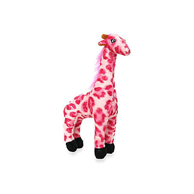 Mighty® Pet Toys Junior Giraffe Squeaker for Dogs in Pink