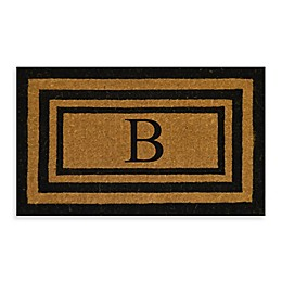 Nature by Geo Crafts Imperial 18-Inch x 30-Inch Triple Border Letter \