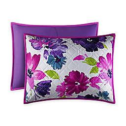 J by J. Queen New York Midori Pillow Sham in Fuchsia