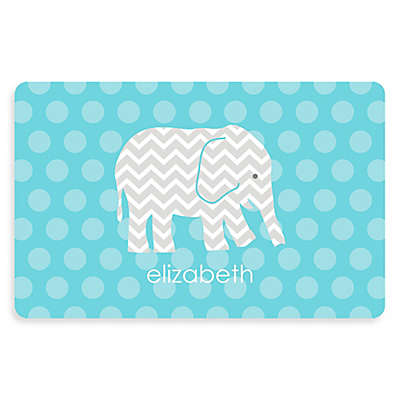 The Softer Side by Weather Guard™ Elephant 23-Inch x 36-Inch Kitchen Mat