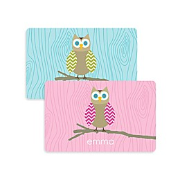 The Softer Side by Weather Guard™ Owl 23-Inch x 36-Inch Kitchen Mat