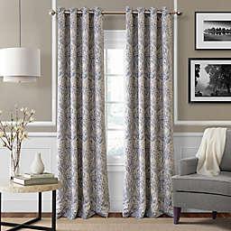 Julianne Blackout Grommet Top Window Curtain Panel