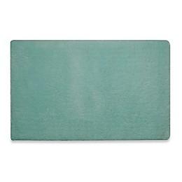 Laura Ashley® Pearl Plush Bath Rug