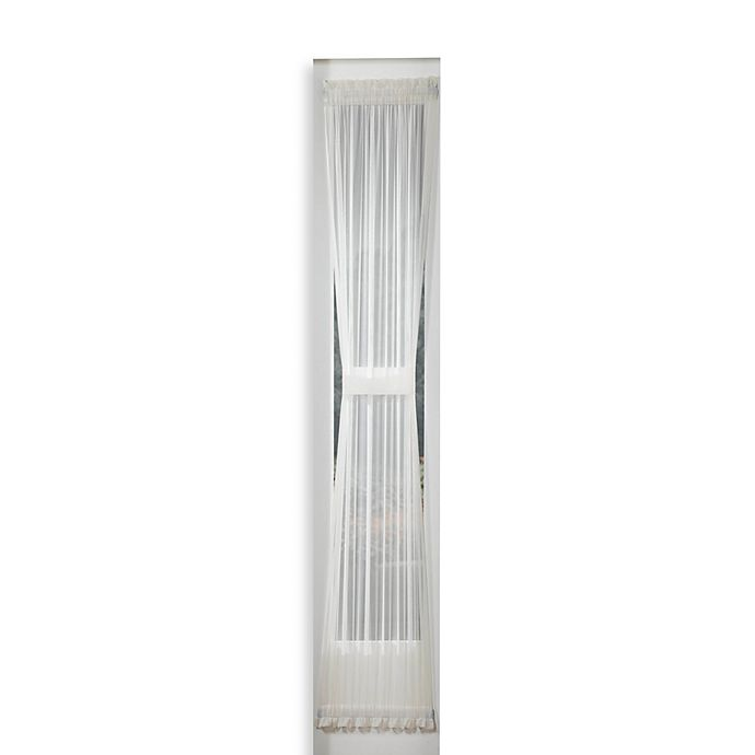 Alternate image 1 for Alyssa 40-Inch Sidelight Panel in Ivory