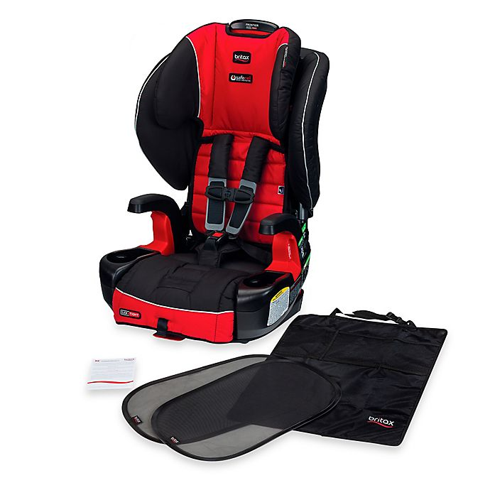 Amazing Britax Frontier Clicktight Xe Series Harness 2 Booster Seat In Congo Forskolin Free Trial Chair Design Images Forskolin Free Trialorg