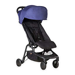 Mountain Buggy® Nano Travel Stroller in Navy