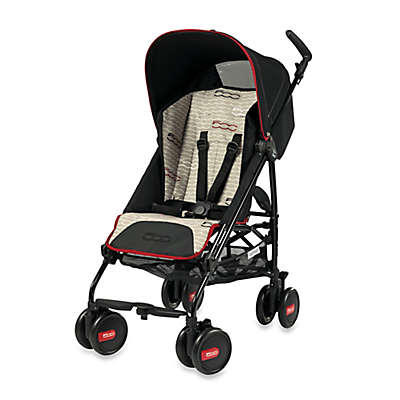 Peg Perego Pliko Mini Stroller in Fiat 500